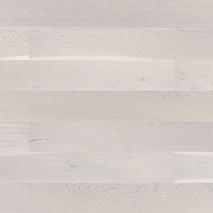 Parquet Oak, Grande White Truffle, 1-strip, stained, matt lacquer