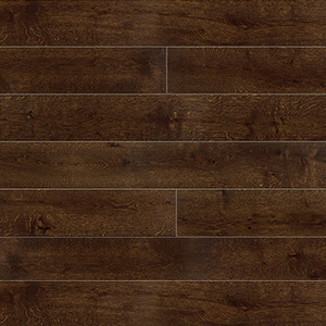 Parquet Oak, Grande Marsala, 1-strip, beveled, brushed, stained, matt lacquer