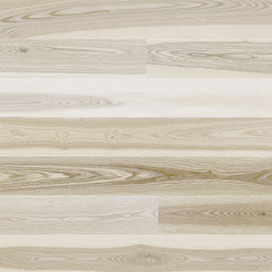 Parquet Ash, Grande Milkshake, 1-strip, no bevel, stained, matt lacquer