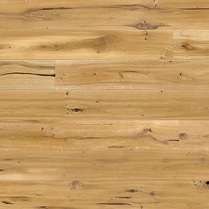 Parquet Oak, Grande Calvados, 1-strip, beveled, brushed, natural oil