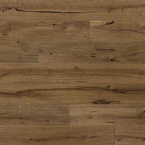 Parquet Oak, Grande Porto, 1-strip, beveled, brushed, stained, natural oil