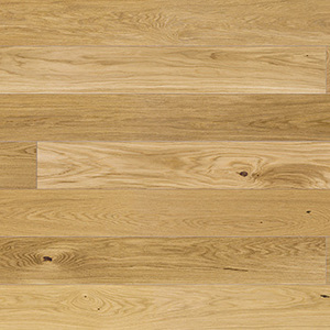 Parquet Oak, Grande Sunny, 1-strip, beveled, natural oil
