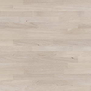 Parquet Oak, Molti Cappuccino, 3-strip, brushed, stained, matt lacquer