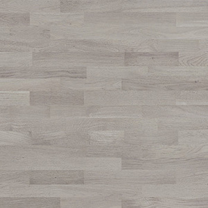 Parquet Oak, Molti Marzipan Muffin, 3-strip, brushed, stained, matt lacquer