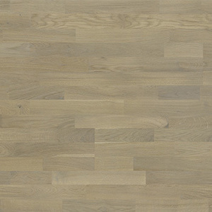 Parquet Oak, Molti Nude, 3-strip, brushed, stained, matt lacquer