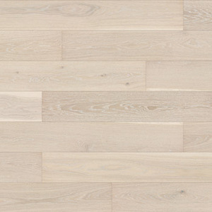 Parquet Oak, Grande Pudding, 1-strip, beveled, brushed, stained, matt lacquer