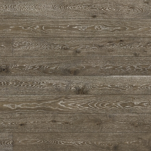 Parquet Oak, Grande Brownie, 1-strip, beveled, brushed, stained, matt lacquer