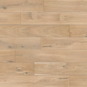 Parquet Oak, Grande Banana Song, 1-strip, beveled, brushed, stained, matt lacquer