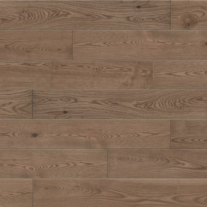 Parquet Ash, Grande Hazelnut, 1-strip, beveled, brushed, stained, natural oil