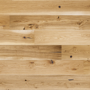 Parquet Oak, Senses Joy, 1-strip, beveled, brushed, natural oil
