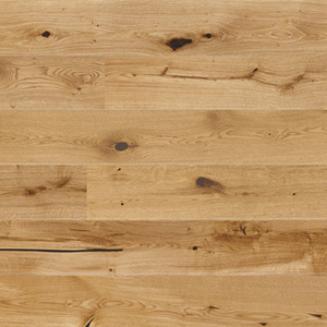 Parquet Oak, Senses Intense, 1-strip, beveled, brushed, matt lacquer