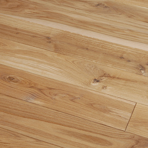 Solid floorboards Oak Markant Rustikal