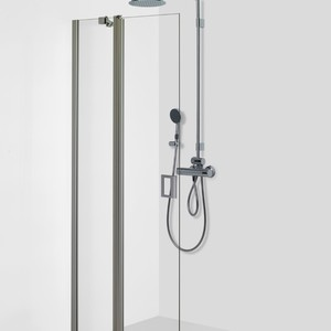 Shower wall with turning part FENIC 314