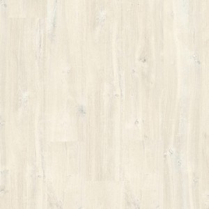 Laminaatparkett Quick-Step Creo CHARLOTTE OAK WHITE (valge), matt
