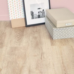 Виниловая плитка LVT Tarkett Starfloor Click 55 ANTIK OAK / WHITE