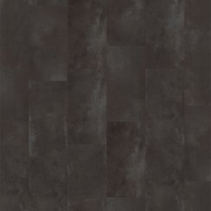 Vinyylilattia Tarkett iD ESSENTIAL 30 CLICK RUST METAL / BLACK