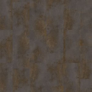 Виниловая плитка LVT Tarkett iD ESSENTIAL 30 CLICK RUST METAL / BROWN