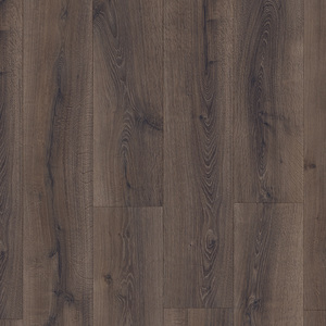 Laminaatparkett Quick-Step MAJESTIC DESERT OAK BRUSHED DARK BROWN (tamm, harjatud, tumepruun)