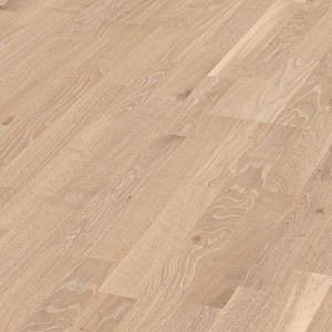 Parketti tammi Limed Cream oak lively, 3 sauva, lakka