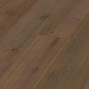 Parquet Meister Lindura Olive grey rustic oak, vintage structure brushed, 1-strip, naturally oiled