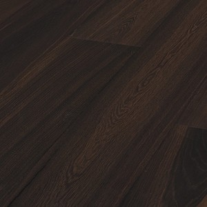 Parquet Meister Lindura Smoked oak lively, brushed, 1-strip, naturally oiled