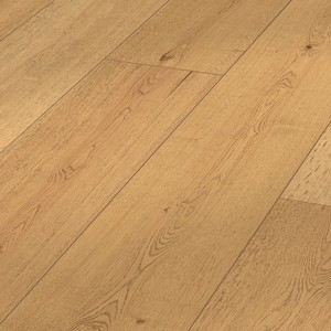 Parquet Meister Lindura oak lively 320mm, brushed, 1-strip, naturally oiled