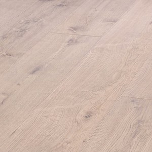 Parquet Meister Lindura White washed oak lively 320mm, brushed, 1-strip, naturally oiled