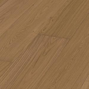 Parquet Meister Lindura Natural light brown oak, brushed, 1-strip, matt lacquered