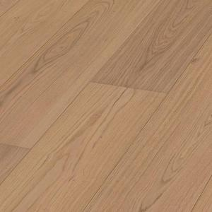 Parquet Meister Lindura Natural light oak, brushed, 1-strip, matt lacquered
