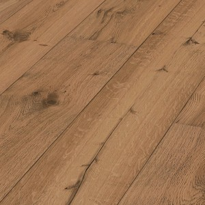 Parquet Meister Lindura Rustic oak, brushed, 1-strip, matt lacquered