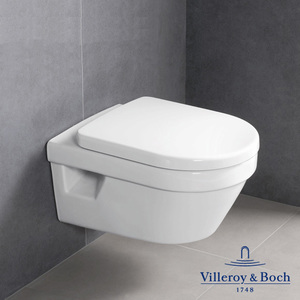 Seinä-WC Villeroy & Boch ARCHITECTURA DirectFlush Soft Close-kannella