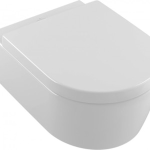 Seinä-WC Villeroy & Boch AVENTO DirectFlush Soft Close-kannella
