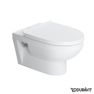 WC-laite seinämalli Duravit DuraStyle Basic Rimless, Soft Close - kannella