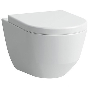 Seinä-WC Laufen Pro Soft Close - kannella