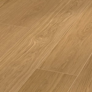 Parquet Meister Oak harmonious, brushed, 1-strip, matt lacquered