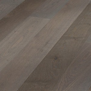 Parquet Meister Antique brown silver oak lively, brushed, 1-strip, 	naturally oiled