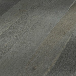 Parquet Meister Distinctive titanium silver oak, brushed, 1-strip, naturally oiled