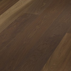 Parquet Meister Smoked oak harmonious, brushed, 1-strip, naturally oiled