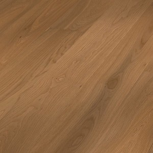 Parquet Meister Smoked oak harmonious light, brushed, 1-strip, naturally oiled