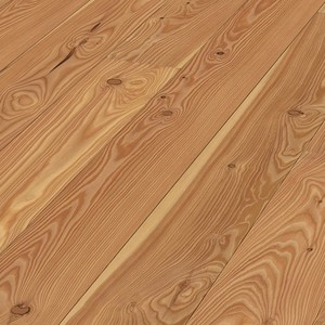 Parquet Meister larch lively, brushed, 1-strip, naturally oiled PD400