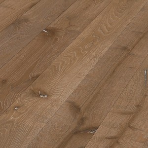 Parquet Limed Terra oak canyon Meister, brushed, 1-strip, naturally oiled PD400
