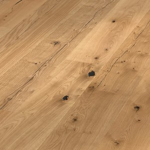 Parquet oak canyon Meister, brushed, 1-strip, naturally oiled PD400