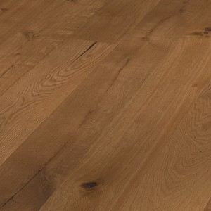 Parquet smoked oak mountain light Meister, brushed, 1-strip, naturally oiled PD400