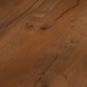 Parquet Steamed oak canyon Meister, brushed, 1-strip, naturally oiled PD400
