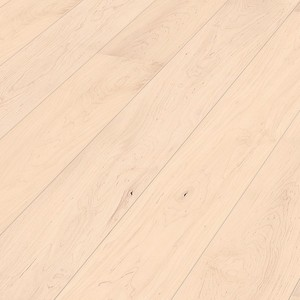Parquet Meister Canadian pure maple harmonious, 1-strip, matt lacquered PD400