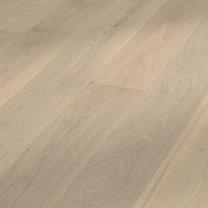 Parquet Meister Cream grey oak ambience, 1-strip, brushed, matt lacquered PD400