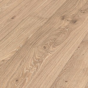 Parquet Meister Limed cream oak lively, 1-strip, matt lacquered PD400