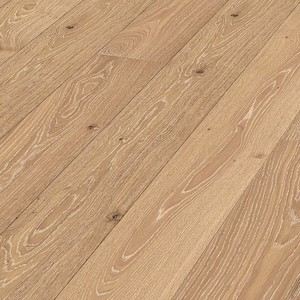 Parquet Meister Limed oak lively, 1-strip, matt lacquered PD400