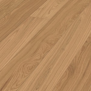 Parquet Meister oak harmonious, 1-strip, brushed, matt lacquered PD400