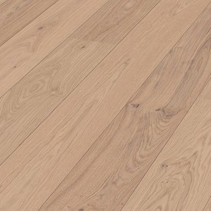 Parketti Tammi Meister Off-white oak lively, 1 sauva, matta lakka PD400